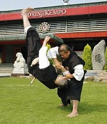 Juho © World Shorinji Kempo Organization